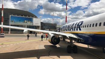 Az utolsó pillanatban törölt több járatot is a Ryanair