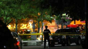 Lövöldözés Torontóban: három halott, tucatnyi sérült
