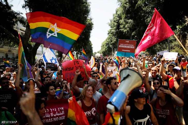 2018-07-22T103307Z 1349127876 RC173AA8A900 RTRMADP 3 ISRAEL-LGBT