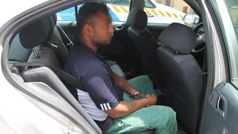 Illegálisan tartott mobillal telefonált a börtönből a gyilkos