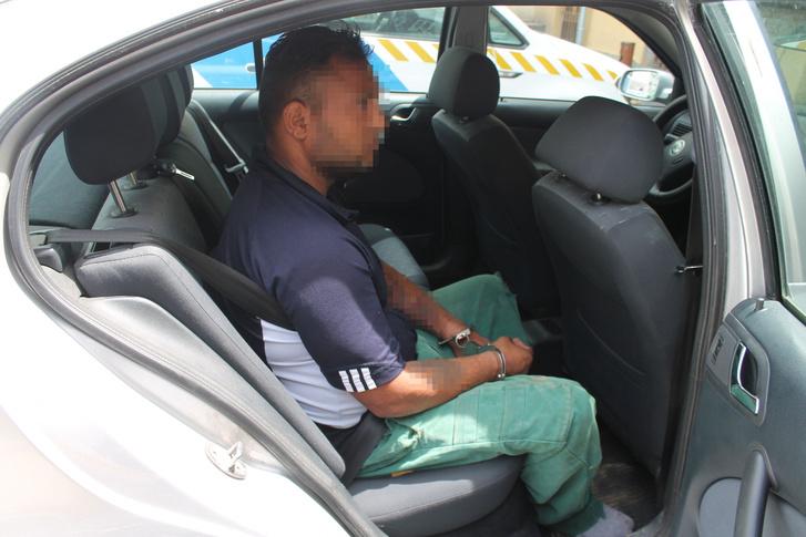 A gyilkossággal gyanúsított Z. Sándor elfogását követően
