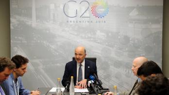 G20: egyre nagyobbak a növekedési kockázatok