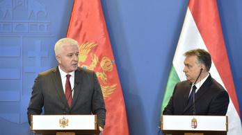 Már megint Montenegróval tárgyal Orbán Viktor