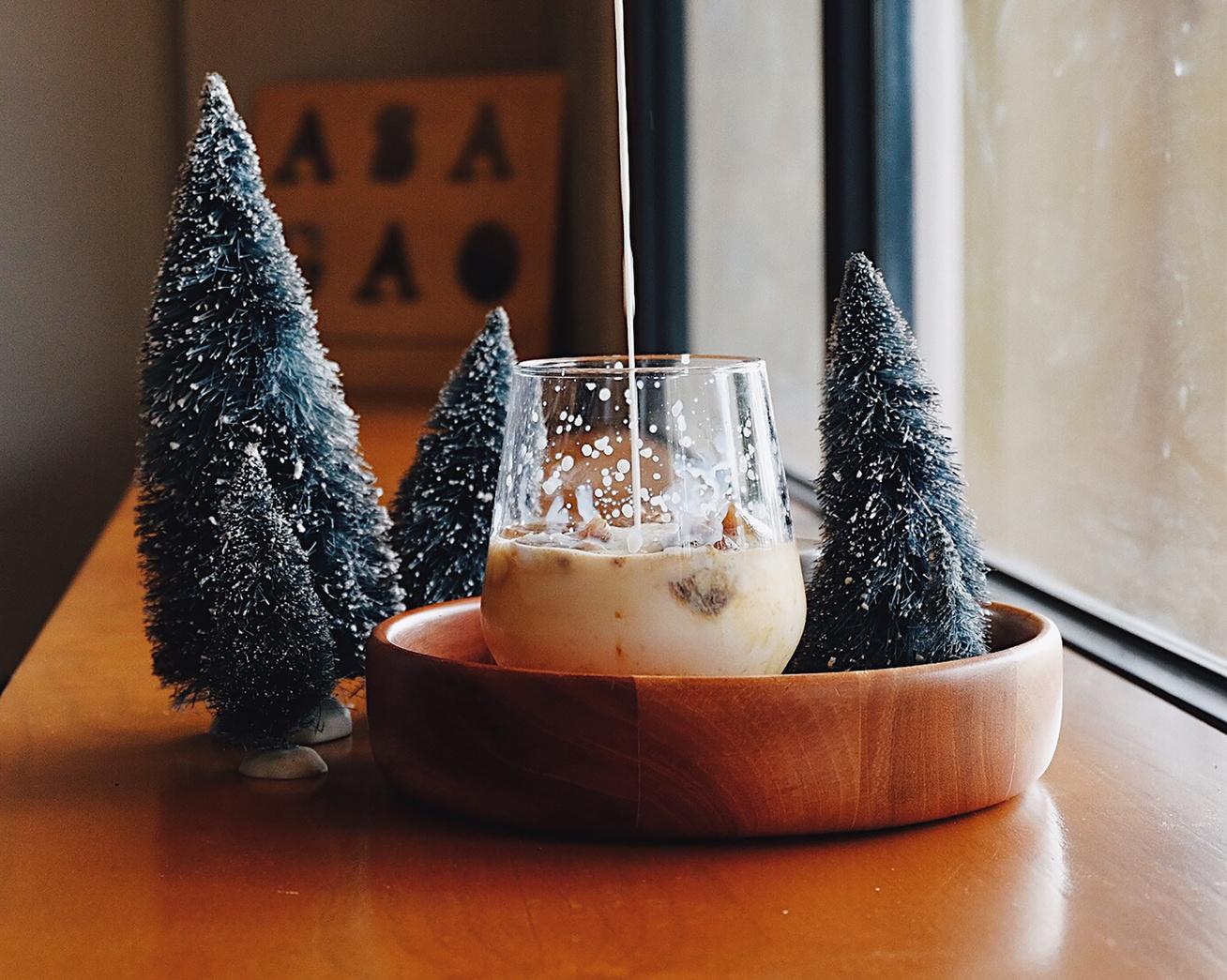kefe karácsonyfa diy karácsony (1)