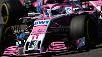 Csődöt jelentett a Force India