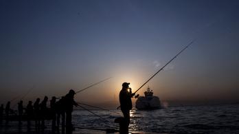 Két magyar érem a horgász-Eb-n