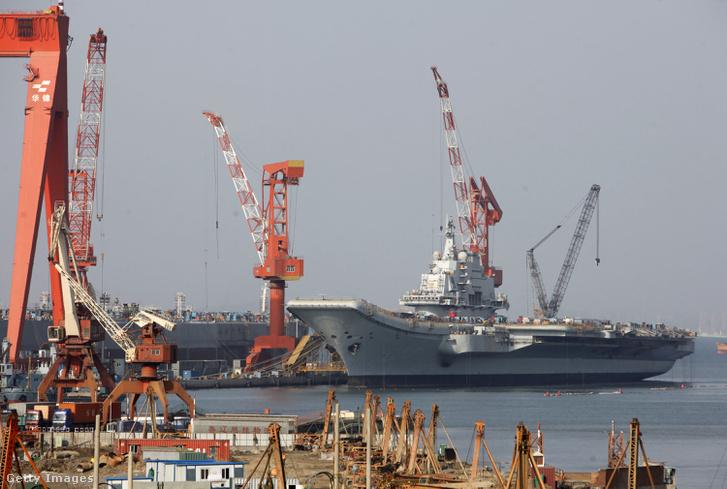 Kínában (2011)