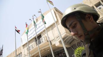 Fegyveres konfliktus zajliott az iraki Kurdisztán központjában