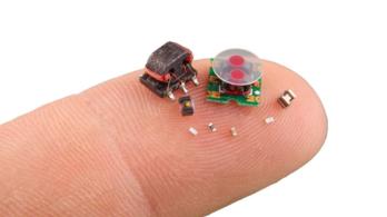 Minirobot-olimpiát rendezne a DARPA
