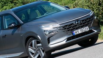 Bemutató: Hyundai Nexo – 2018.