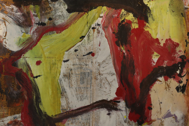 Willem de Kooning eme alkotását ősszel tervezi elárverezni a galériatulajdonos