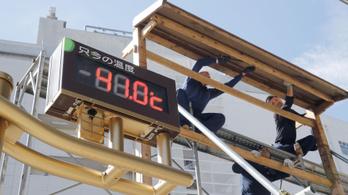 Japánban már 80 halottja van a hőségnek