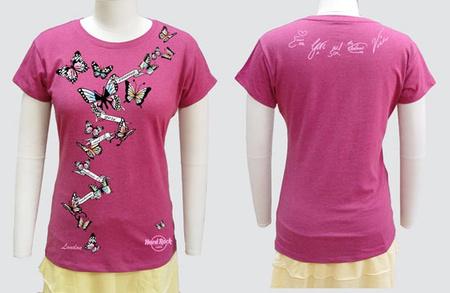 550w music spice girls t-shirt