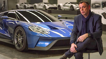 Meghalt az új Ford GT formatervezője