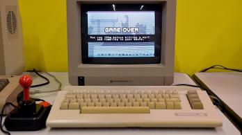 Októberben visszatér a Commodore 64