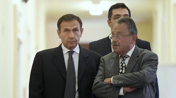 Gyárfás Pintér emberével is találkozott, miután megzsarolták