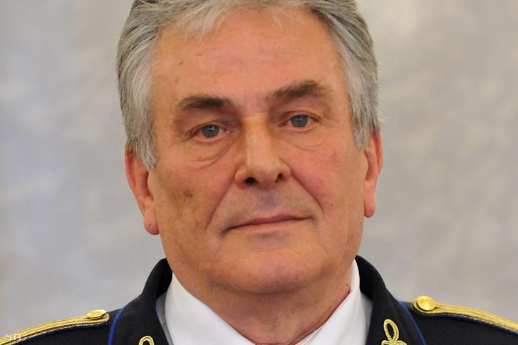 Horváth András dandártábornok, miniszteri biztos