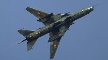 Lelőttek egy szíriai vadászgépet Izrael felett