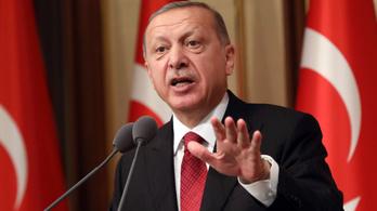 Erdogan: Adolf Hitler lelke éledt újjá Izrael némely vezetőjében