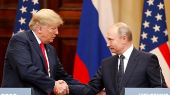 Putyin megkapta Trump meghívóját