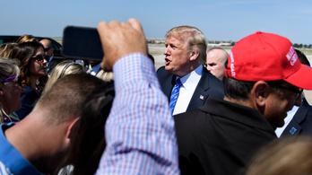 Trump: Az oroszok biztosan nem engem akarnak elnöknek