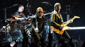 Ed Sheeran és Bruno Mars szinte csóró a U2 vagyonához képest
