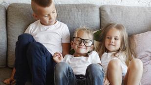 Lehet, hogy a középső gyereknek a legjobb?