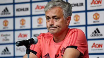 Mourinho gyorsan lelőtte a MU bajnoki reményeit