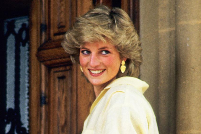 Diana hercegnő hosszú, szőke hajjal – Ilyen szép volt fiatalkorában
