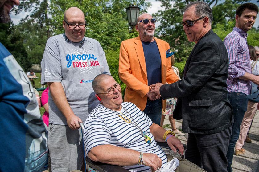 Lang Györgyi, Kulka János és Gáspár Sándor 2018 májusában a 125 éve született Bajor Gizi emléktáblájának koszorúzásán a Bajor Gizi Színészmúzeumban.