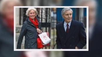 Nem engedik elválni a 68 éves angol nőt