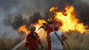 Görög tűzvész: biztonságos elutaznom? Mit tegyek, ha már ott vagyok?