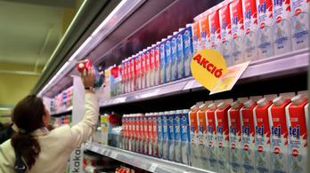 Tejtermékhiányra, durva áremelésre számítanak a tejesek