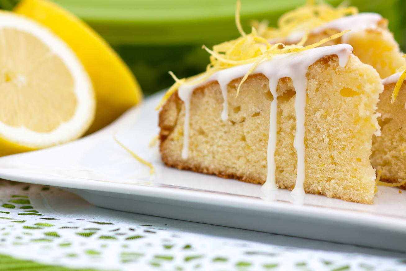 Légiesen könnyű, toszkán citromtorta: kezdd dupla adaggal