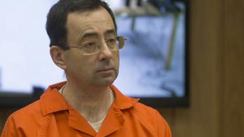 Új tárgyalást akar az amerikai tornászokat zaklató orvos