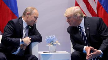 Trump máris törölné Putyinnal a washingtoni találkozót