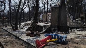 Menekülésre gondolni sem lehetett, két perc alatt lángokban állt a házam