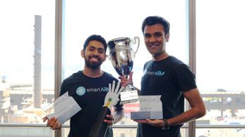 Okoskéz nyerte a Microsoft innovációs versenyét