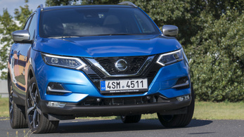 Teszt: Nissan Qashqai Tekna+ 1.6 dCi Xtronic ProPilot - 2018.