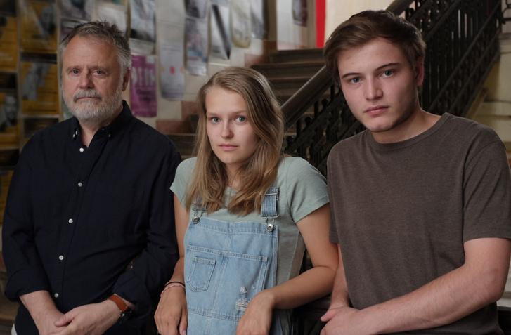 Máté Gábor, Bognár Lulu és Major Erik