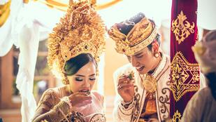 11 meghökkentő esküvői szokás a nagyvilágból