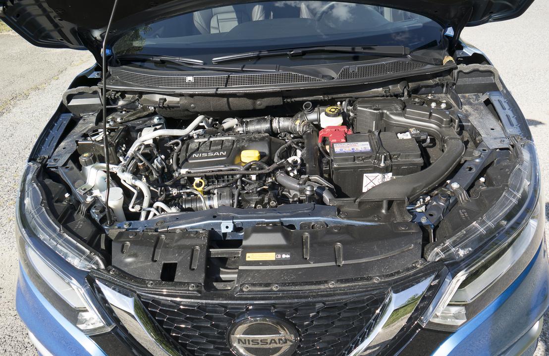 Az 1,6-os motor és a CVT kombinációja nem rossz, de a fogyasztás marhára nem 5 liter alatti
