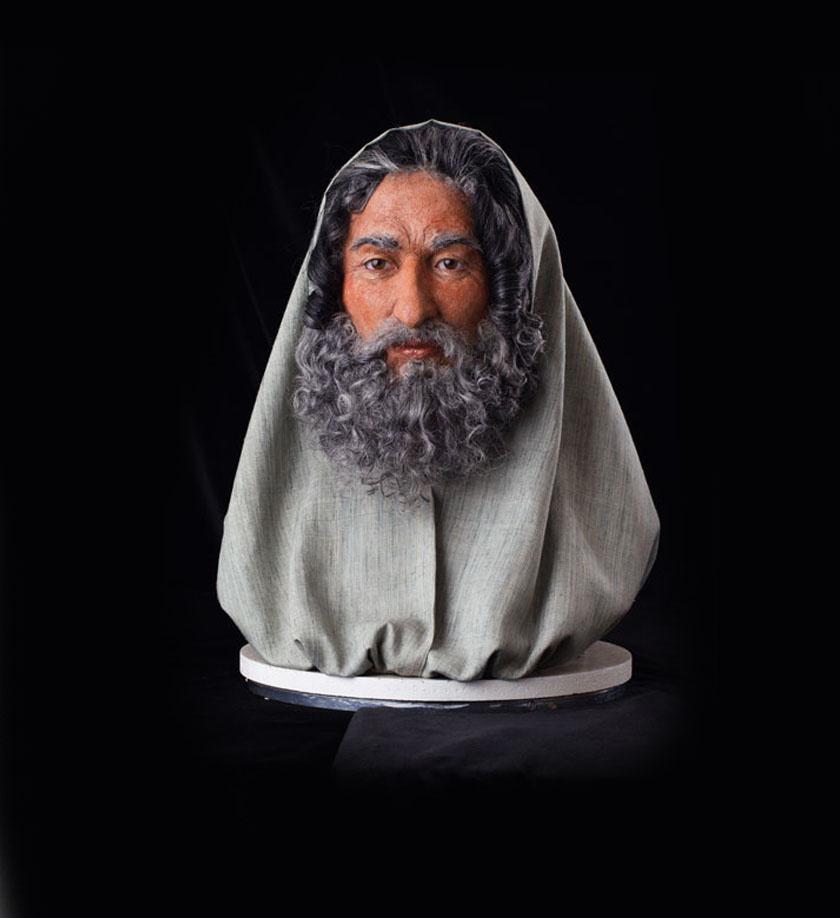 A férfi maradványait egy barlangsírban találták meg - akkoriban ez gyakori temetkezési mód volt -, és vizsgálatok alapján Krisztus előtt 20 és Krisztus után 70 között élhetett.