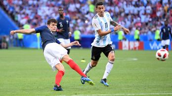 Francia kapásgól a futball-vb legszebb gólja