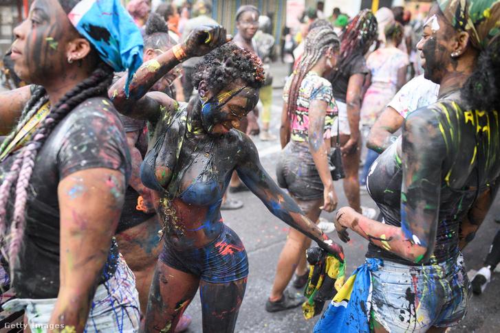A Notting Hill-i karneválon is alkalmazták már