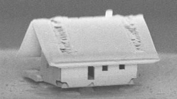 Megépült a világ legkisebb háza