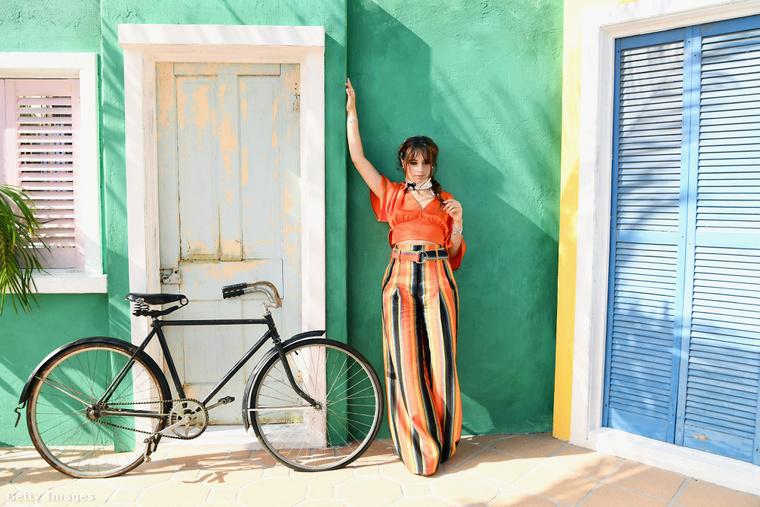 3. Camila Cabello