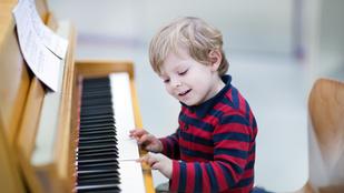 Tényleg érdemes zeneórára járatni a gyereket?