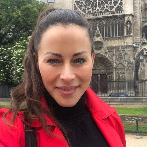 Az egykor műsorvezetőként dolgozó Tornóczky Anita éveket letagadhatna a korából. Augusztus 5-én ünnepli 39. születésnapját.
