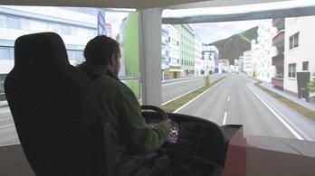 Így ne vezessen egy komoly szimulátort